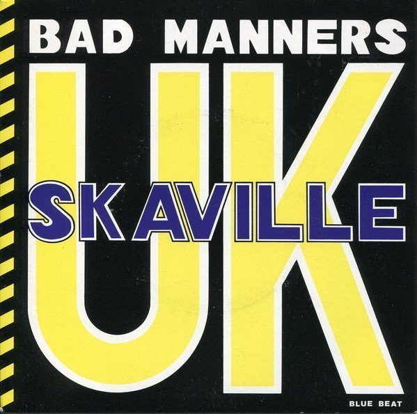 Bad Mannerd - Skaville UK
