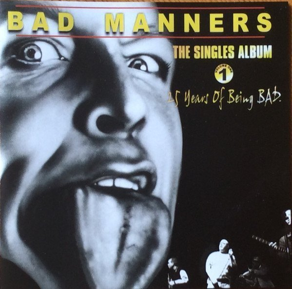 Bad Mannerd - The Singles Album
