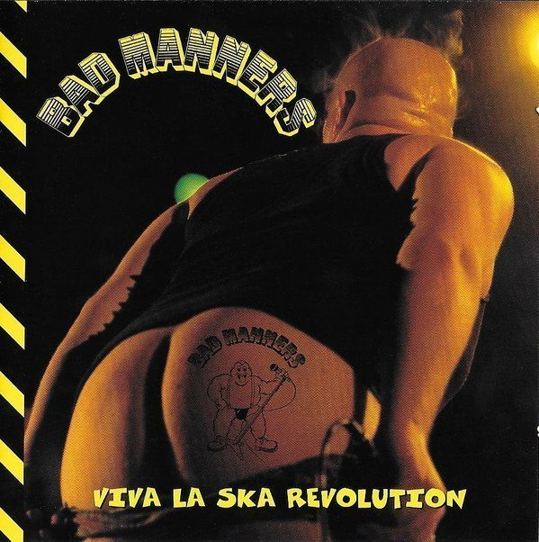 Bad Mannerd - Viva La Ska Revolution