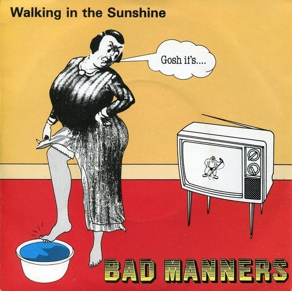Bad Mannerd - Walking In The Sunshine