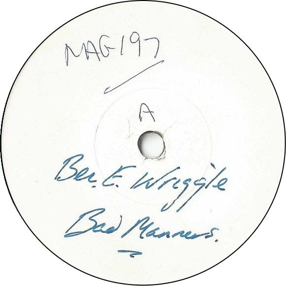 Bad Manners - Ben E. Wriggle
