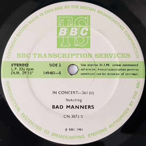 Bad Manners - In Concert-261