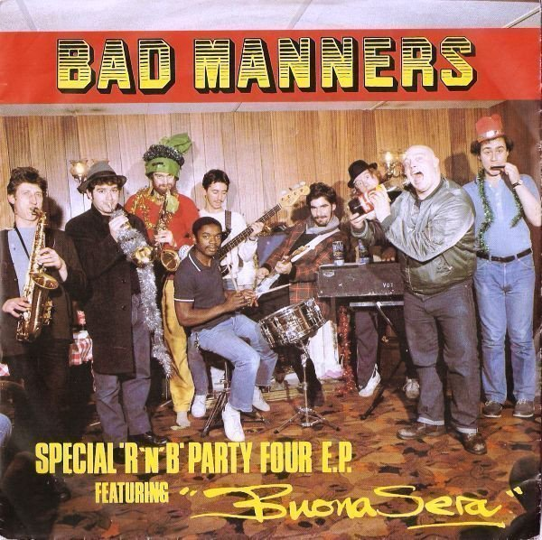 Bad Manners - Special