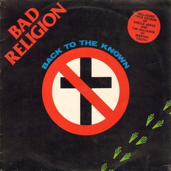 Bad Religion - Back To The Known