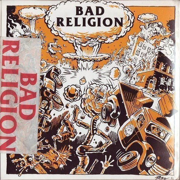 Bad Religion - Limited Edition 3 Single Pack