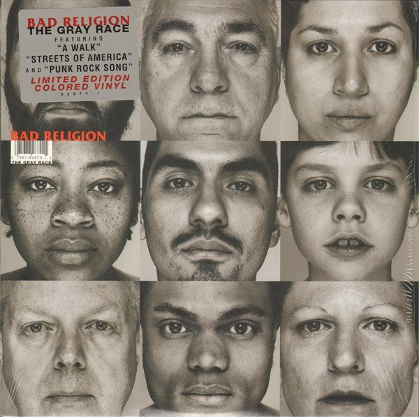 Bad Religion - The Gray Race