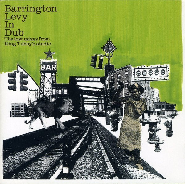 Barrington Levy - Barrington Levy In Dub - The Lost Mixes From King Tubby