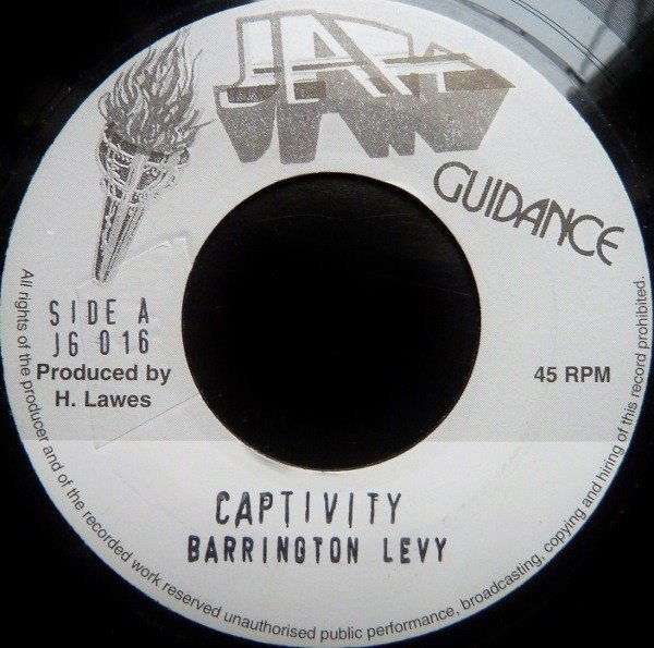 Barrington Levy - Captivity / The Russians Are Coming