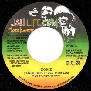Barrington Levy - Come / Anyway