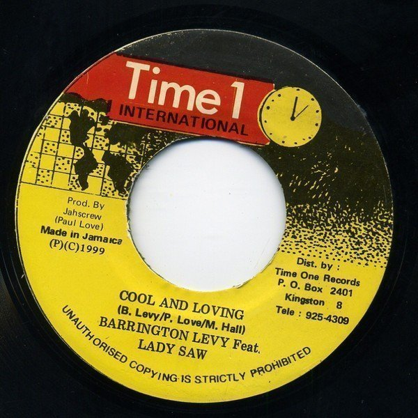 Barrington Levy - Cool And Loving