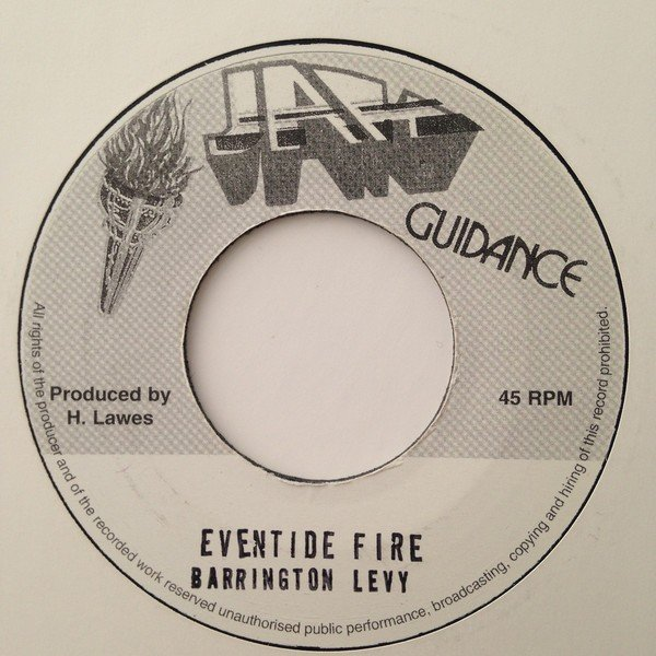 Barrington Levy - Eventide Fire / Disaster