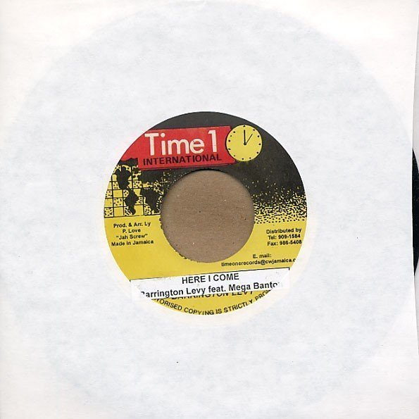 Barrington Levy - Here I Come Re-Mix