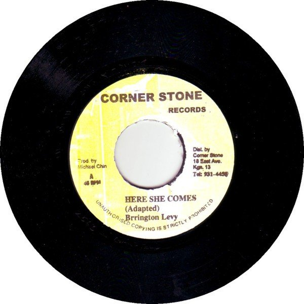 Barrington Levy - Here She Comes