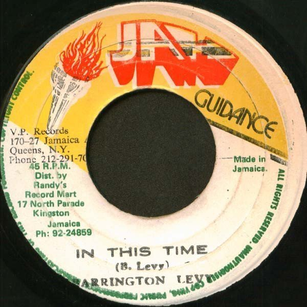 Barrington Levy - In This Time