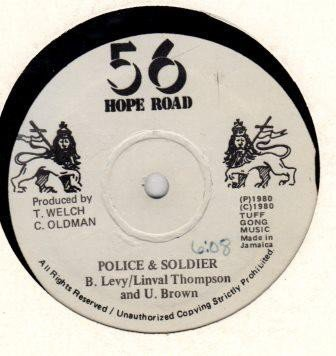 Barrington Levy - Police & Soldier
