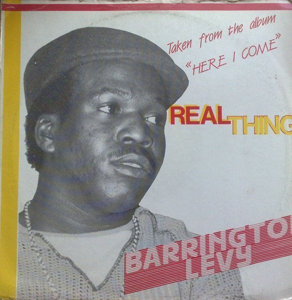 Barrington Levy - Real Thing