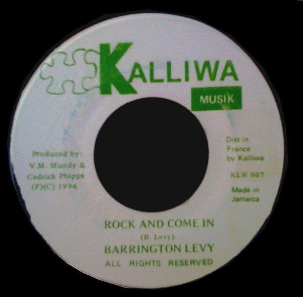 Barrington Levy - Rock And Come In