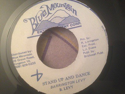 Barrington Levy - Stand Up And Dance