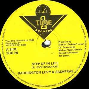 Barrington Levy - Step Up In Life
