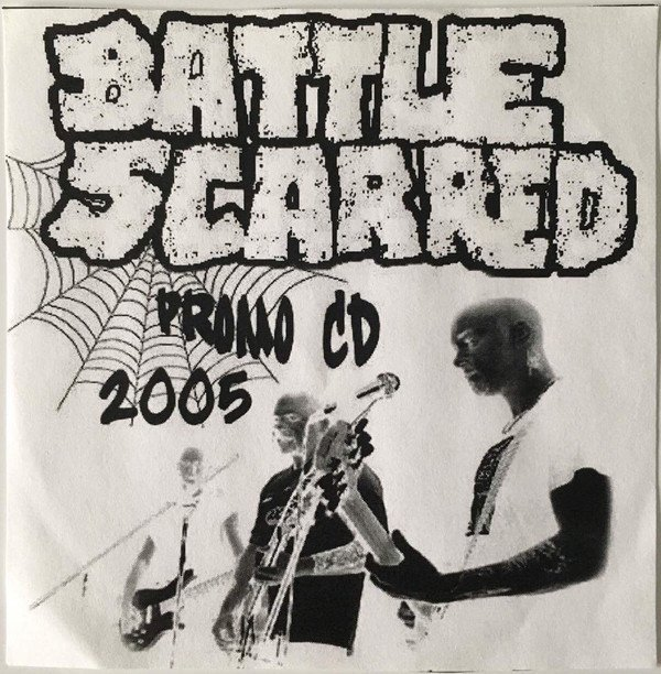 Battle Scarred - Promo CD 2005