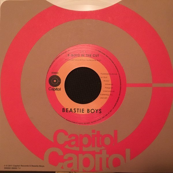 Beastie Boys - B-Boys In The Cut