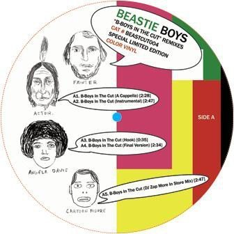 Beastie Boys - B-Boys In The Cut (Remixes)