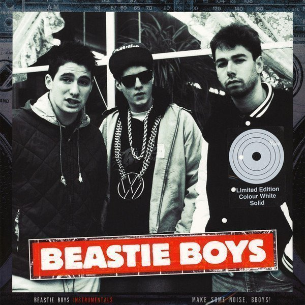 Beastie Boys - Beastie Boys Instrumentals - Make Some Noise, Bboys!