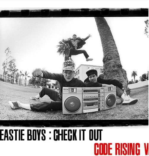 Beastie Boys - Check It Out (Code Rising VIP)