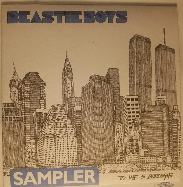 Beastie Boys - In A World Gone Mad