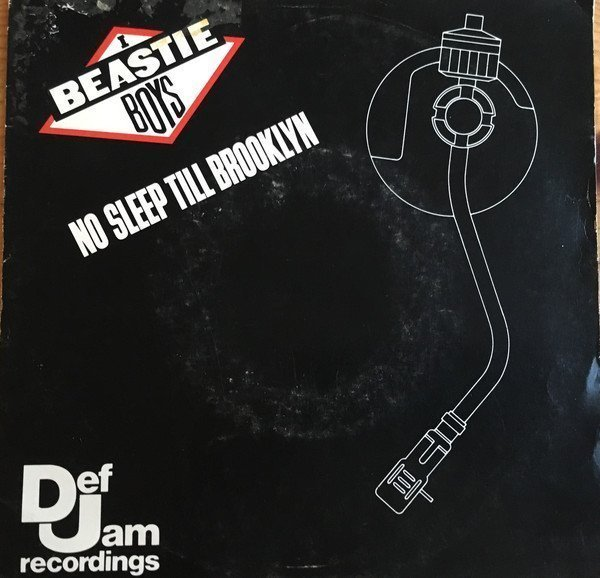 Beastie Boys - No Sleep Till Brooklyn / Rhymin