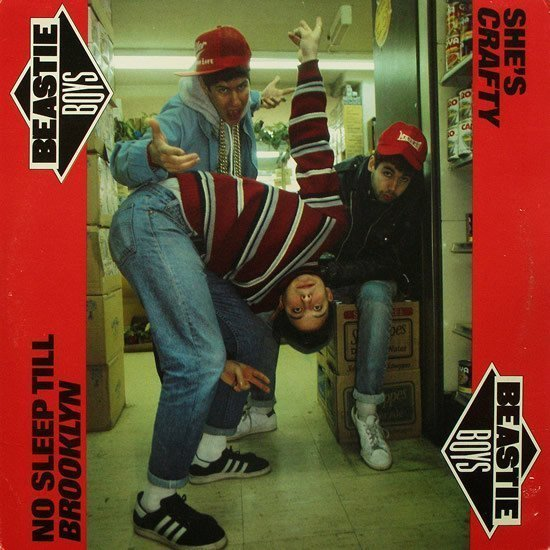 Beastie Boys - No Sleep Till Brooklyn / She