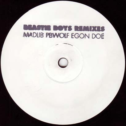 Beastie Boys - Remixes