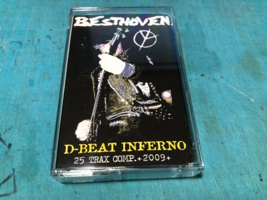 Besthoven - D-Beat Inferno (25 Trax Comp.+2009+)