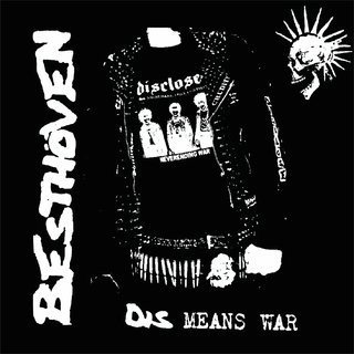 Besthoven  Dis Means War - Dis Means War (Discography 2011)