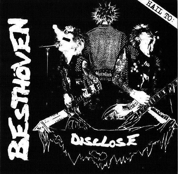 Besthoven  Dis Means War - Hail To Disclose