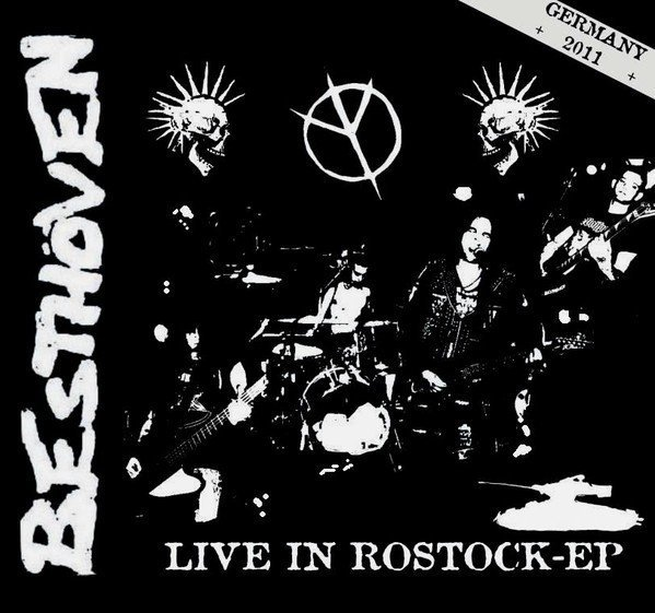 Besthoven  Dis Means War - Live in Rostock 2011