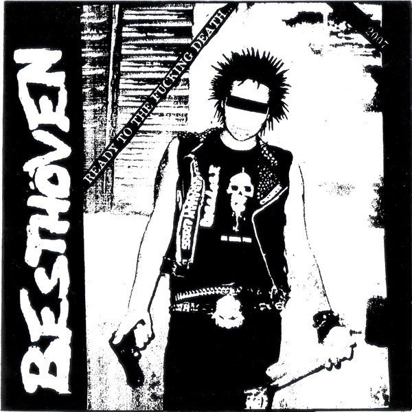 Besthoven  Dis Means War - Silence / Ready To The Fucking Death...