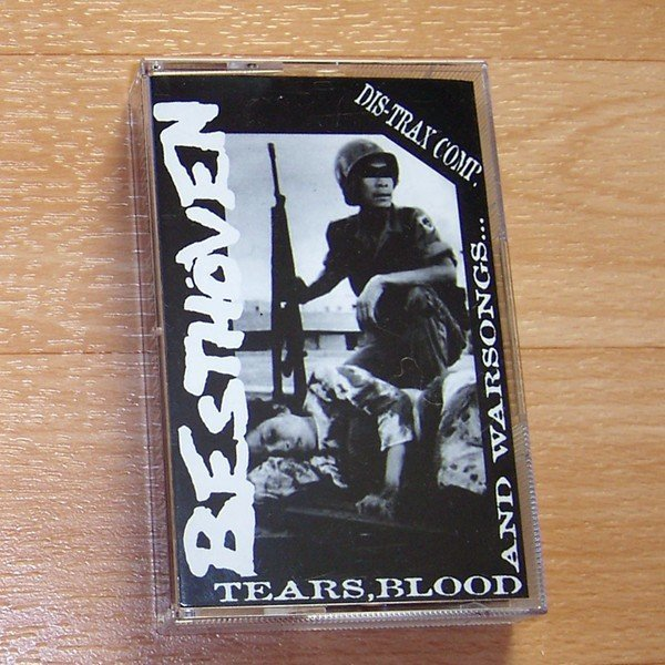 Besthoven  Dis Means War - Tears, Blood And Warsongs… (Dis-Trax Comp.)
