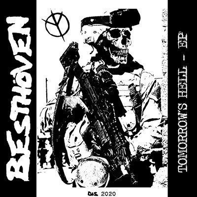 Besthoven  Dis Means War - Tomorrow´s Hell EP