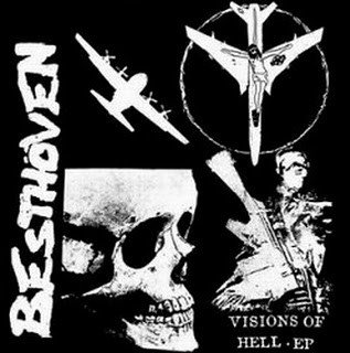 Besthoven  Dis Means War - Visions Of Hell EP