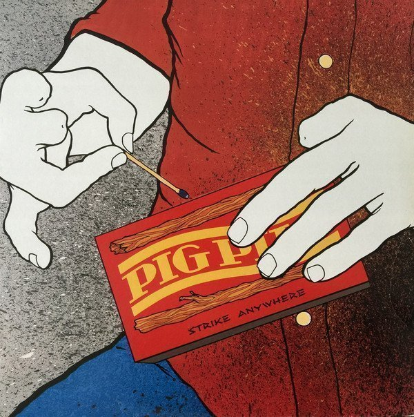 Big Black - Pigpile