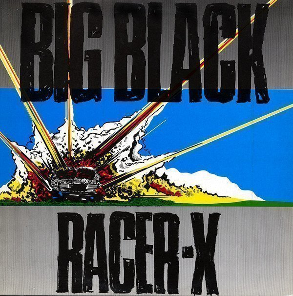 Big Black - Racer-X