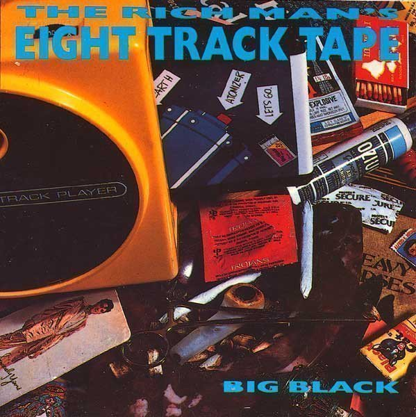 Big Black - The Rich Man