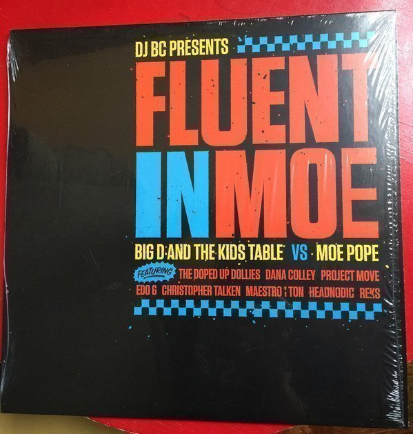 Big D And The Kids Table - Fluent In Moe
