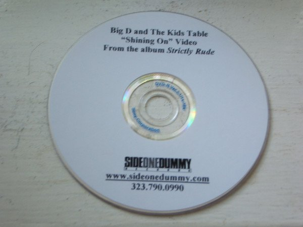 Big D And The Kids Table - Shining On