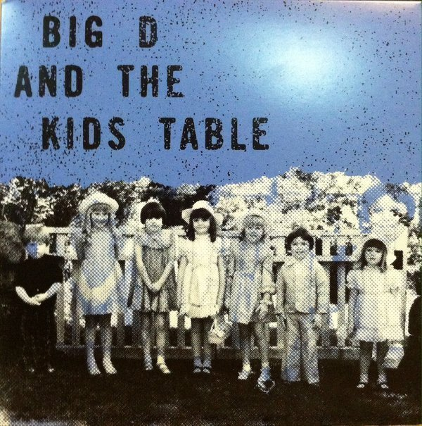 Big D And The Kids Table - Shot By Lammi