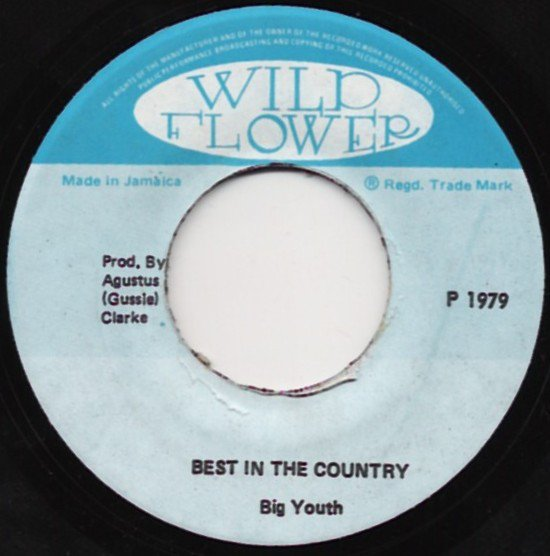 Big Youth - Best In The Country