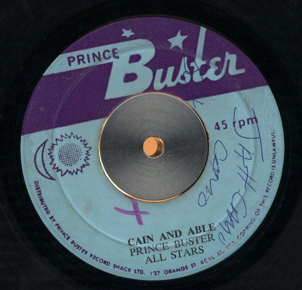 Big Youth - Cain And Able / Revelution Rock