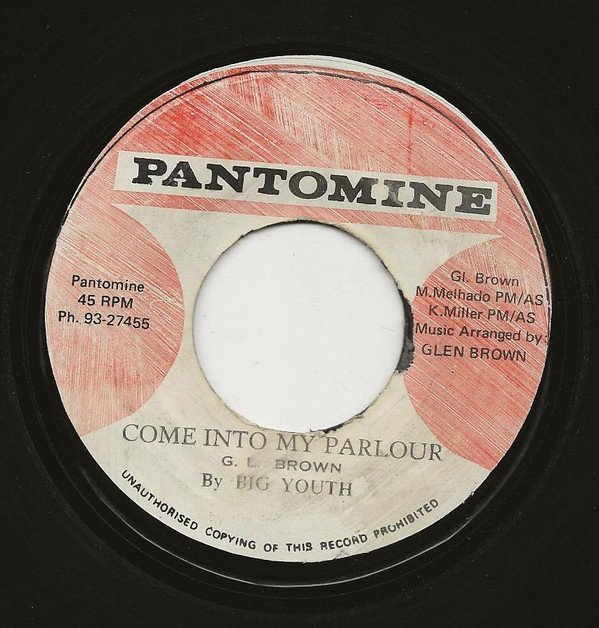 Big Youth - Come Into My Parlour