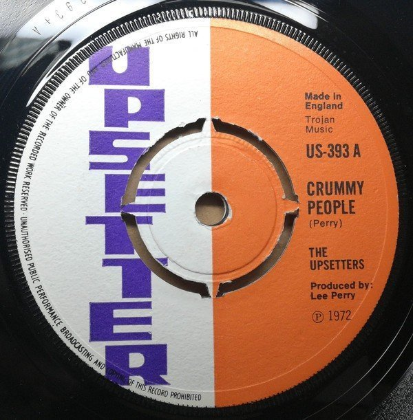 Big Youth - Crummy People / Moving (Version)